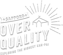 SAPPORO OVER QUALITY