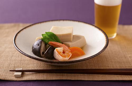 豆腐 煮物 冷凍 高野 豆腐を冷凍してみたら黄色に変色!離乳食にも使えて実は便利!