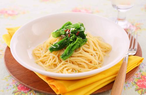 レシピ ペペロンチーノ